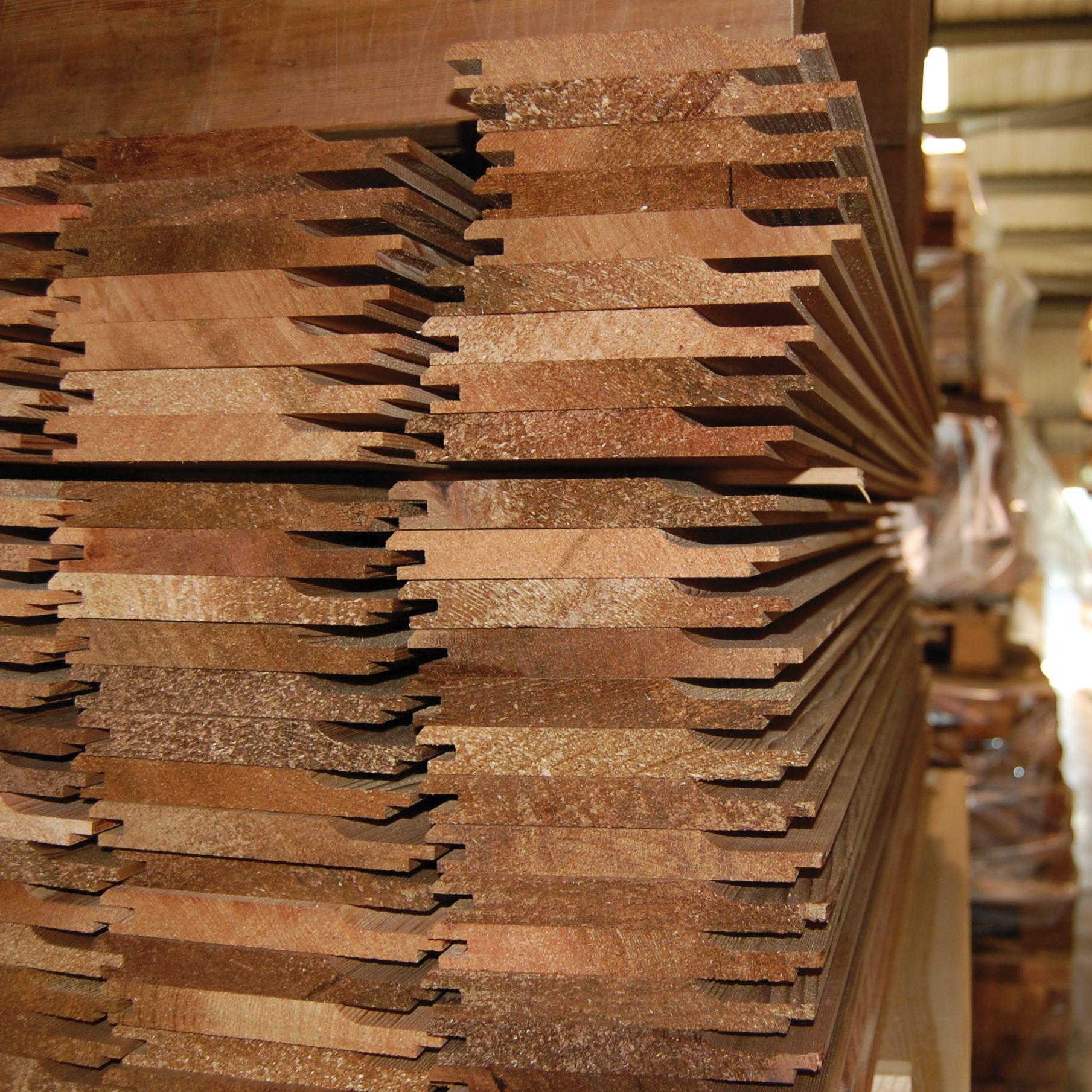 Serre de jardin en bois - Structure en cèdre rouge certifié PEFC