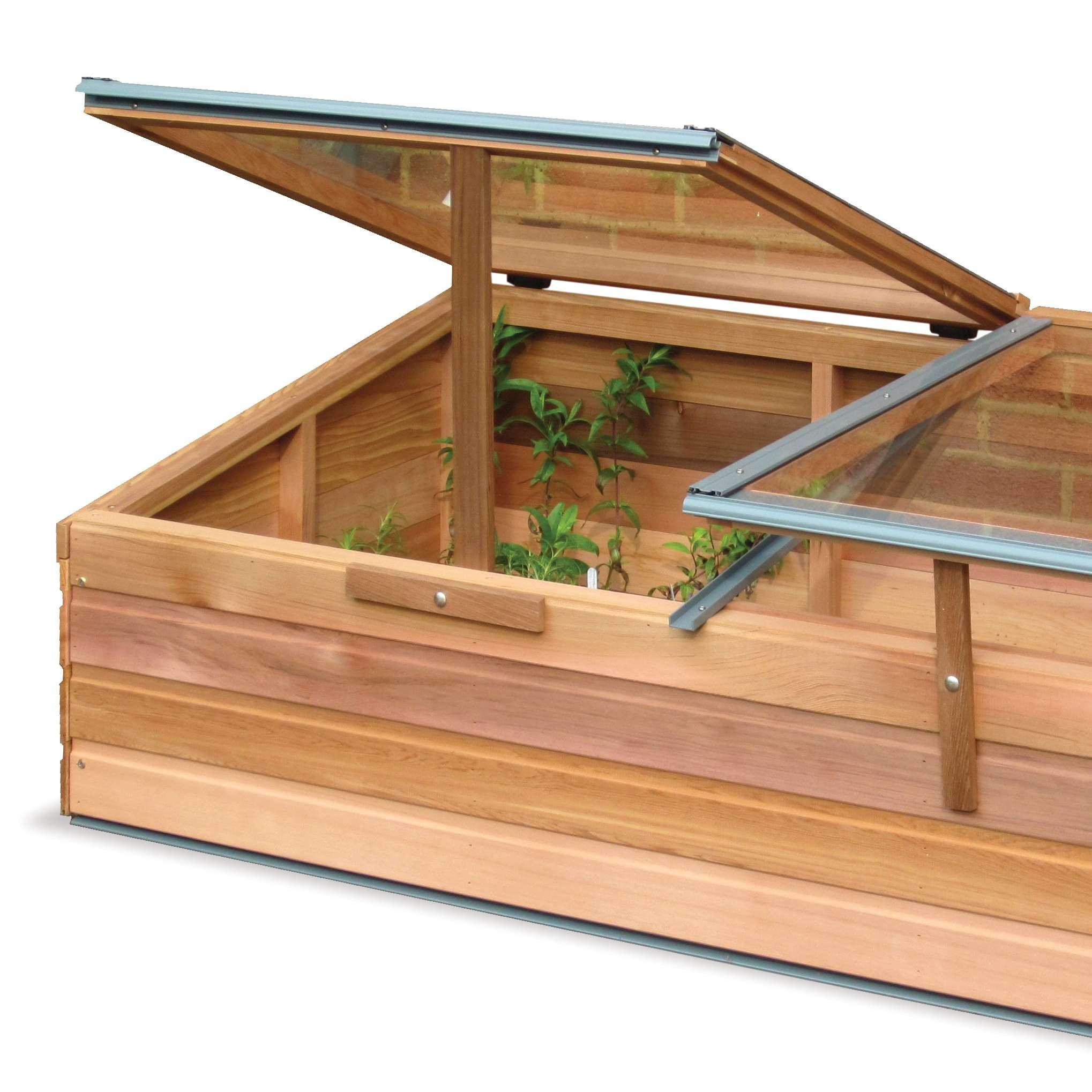 Accessoires pour serre de jardin - Chassis