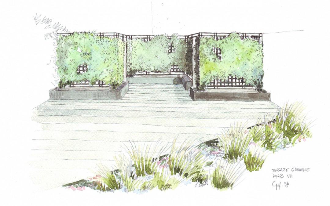 Terrasse Grenelle