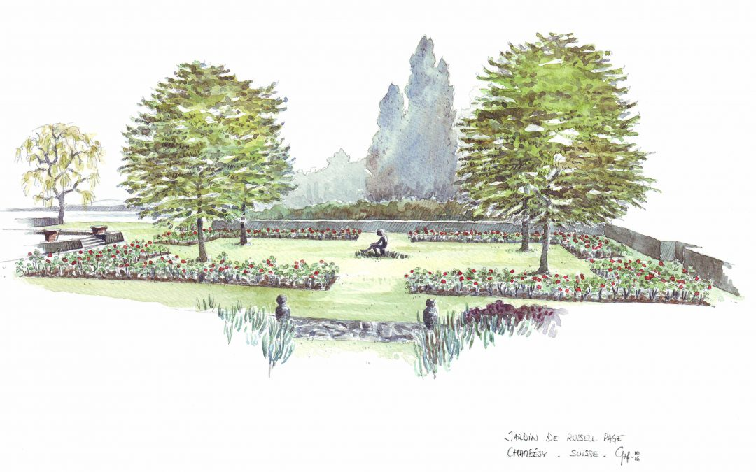 Russell Page's Garden