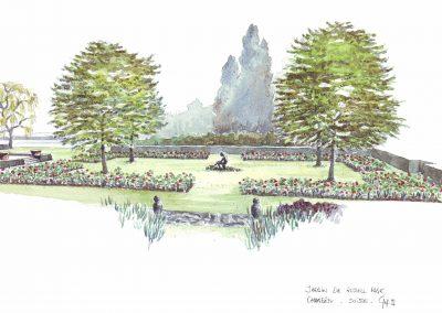Jardin de Russell Page
